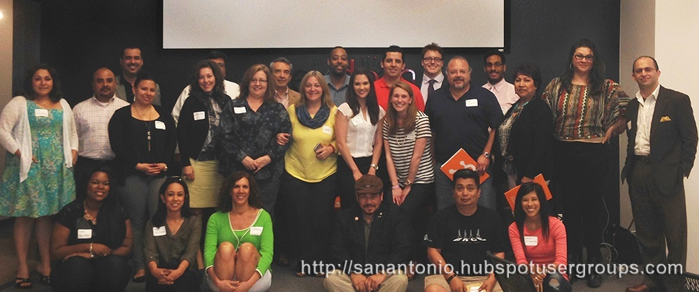 #SAHUG Recap: How to Build an Inbound Marketing Plan